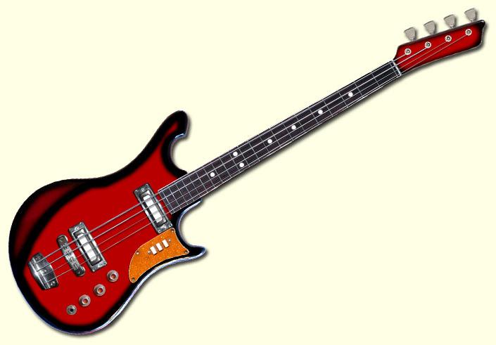 Бас-гитара Урал 510Г – удачная