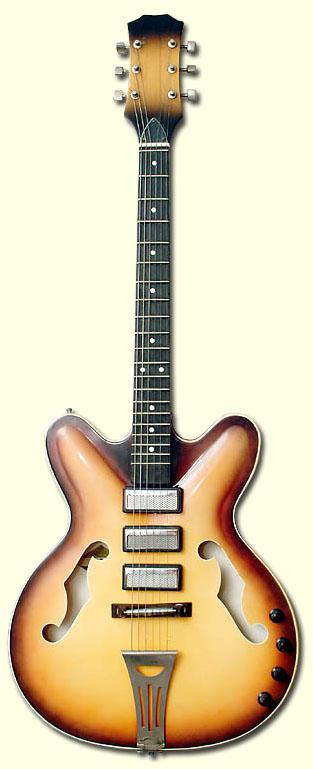 Схема эл гитары мария