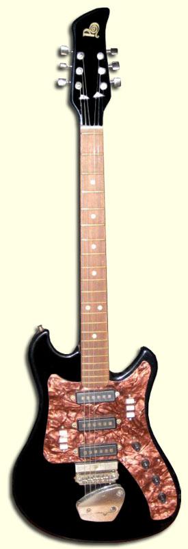 как на гитаре Аэлита.