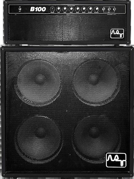 B100 Болгарский стек для бас-