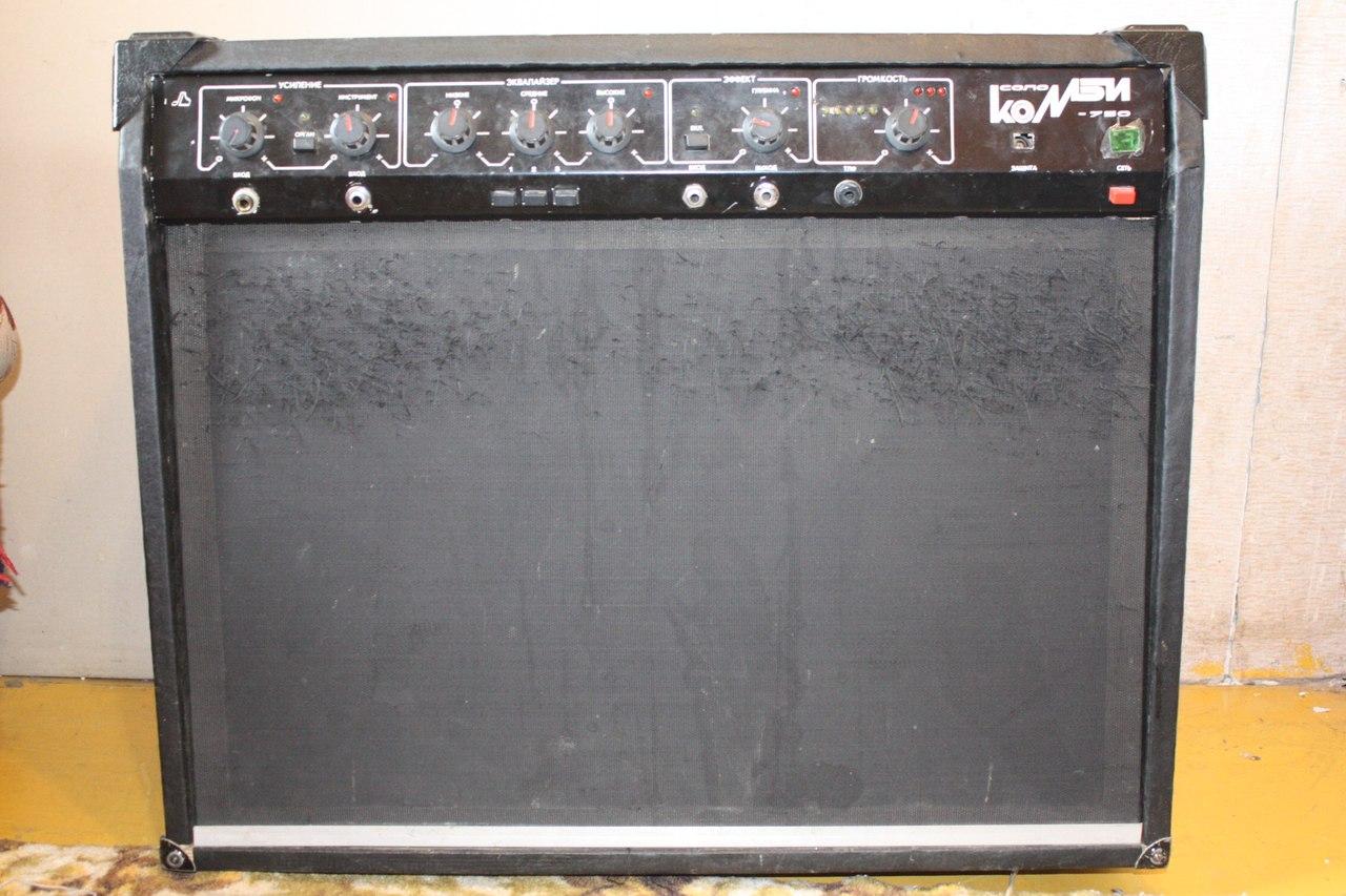гитарный комб ин2155 схема