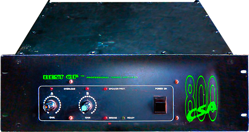 Схема усилителя Крок CSA-800x