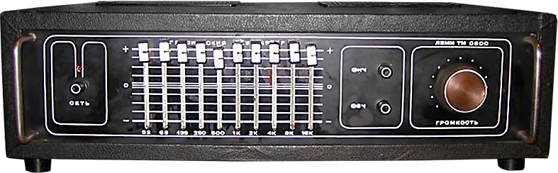 ЛЭМИ ТМ 0600 - усилитель со
