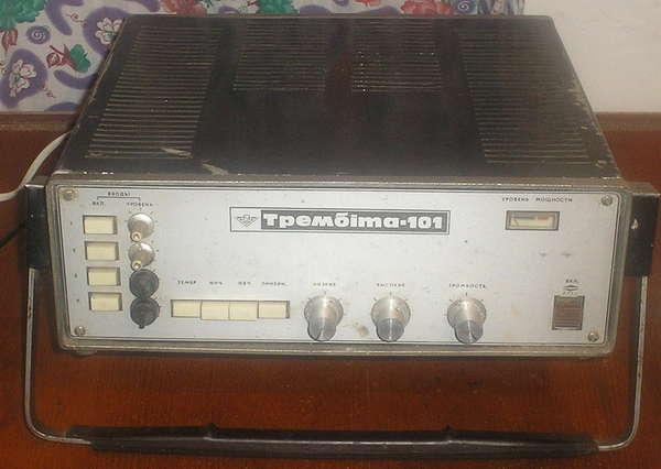 Трембита-101 Усилитель